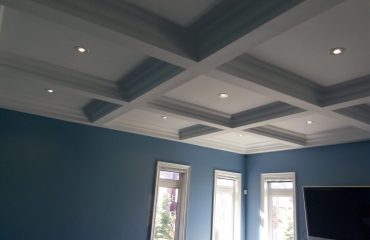 drywall basement ceiling