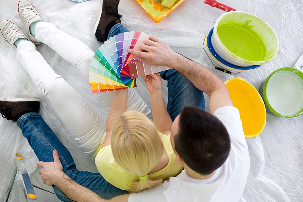 Interior Home Painting Trends