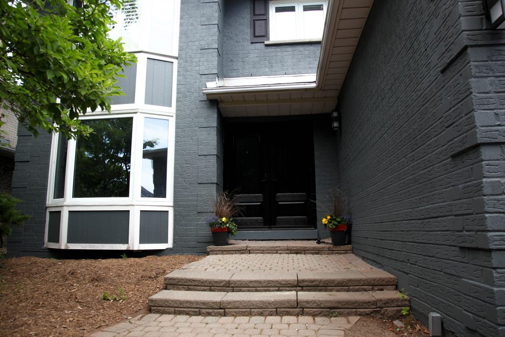 amazing exterior painting by prestige painting GTA