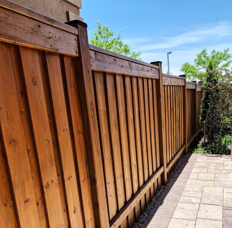 exterior painting fence toronto