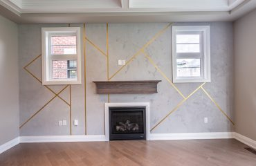 luxury wall finish in amazing family room