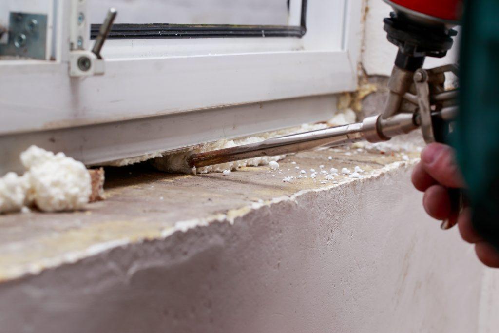 Fill & Repair Cracks and Broken Surfaces
